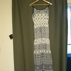 BN with tags Michael Kors graichen blue sundress